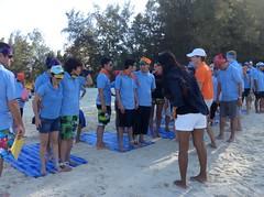 Treasure Islands | Biomerieux | Krabi 2015 (Making Teams) Tags: thailand tim adventure krabi teambuilding 2015 treasureislands biomerieux blindfoldtreasure biomerieuxkrabi2015 krabitreasureislands