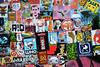 stickercombo (wojofoto) Tags: streetart amsterdam sticker stickerart stickers ndsm stickercombo wolfgangjosten wojofoto