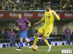 Villarreal - Levante (VAVEL Espaa (www.vavel.com)) Tags: villarreal levante levanteud elmadrigal villarrealcf ligabbva musacchio levantevavel villarrealvavel temporada20142015