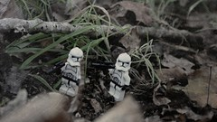 Commandos Troopers (melix200) Tags: trooper werewolf rebel star jones photographie lego hiver indiana hood wars fort commando minifigure