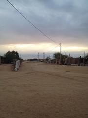 San Luis Rio Colorado - work area
