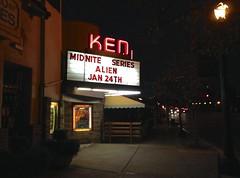 The Ken (tmvissers) Tags: theater adams sandiego alien ken ave kensington adamsavenue midnitemovie