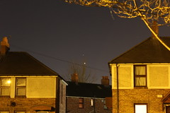 Mars and Venus 19th February 2015 (David Blanchflower) Tags: sky mars canon venus space astrophotography planet astronomy conjunction