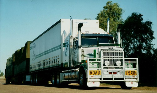 Western Star Road Train