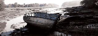Bretagne-Cimetière-bateau