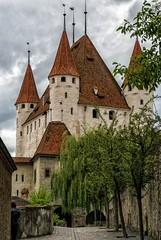 Castillo de Thun - Suiza (bervaz) Tags: castle suiza sony thun chateau 18200 castillo a100 18200mmf3556 dslra100 sal18200