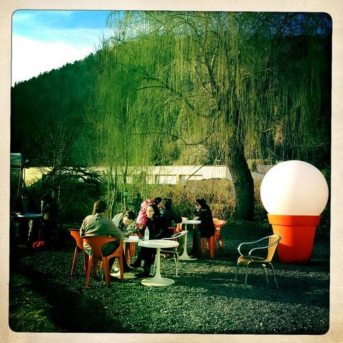 Accompagnement d'équipe de l'Office de tourisme de Mulhouse (2014)