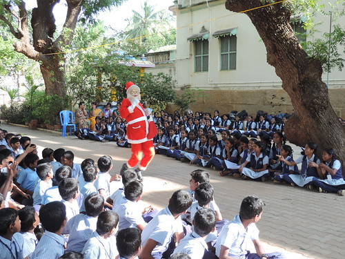 School Events - Christmas Day