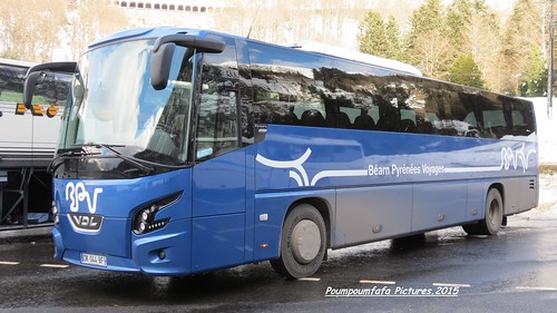 vdl futura bearn pyrenees voyages