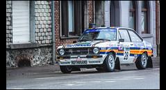 Ford Escort RS 2000 Mk.II (1976) (Laurent DUCHENE) Tags: ford 2000 rs escort mkii bastogne legendboucles