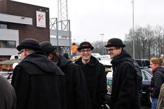 CarbageRun 2015 (FaceMePLS) Tags: auto car barrel nederland thenetherlands voiture jgermeister drenthe emmen autorally winterrally facemepls nikond300 scandinavirally
