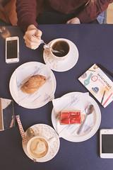 (muffinswonderland) Tags: food coffee café cake friend afternoon tea latte bestfriend afternoontea