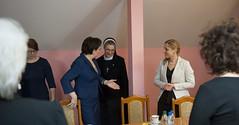 Wizyta premier Ewy Kopacz w Kielcach (Kancelaria Premiera) Tags: caritas premier kielce ewakopacz prawodlakażdego