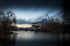 Landed II (Draws_With_Light) Tags: camera york longexposure winter lake season landscape places scene filters yorkuniversity centralhall canoneos5dmarkiii lee09ndhardgrad leelittlestopper ef1635mmf4isusm