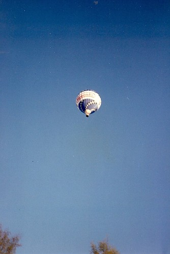 1989-91 Ballong utanför Solvädersg 29