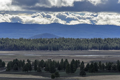 Beatty between storms (acase1968) Tags: trees mountains clouds oregon lens nikon cloudy sunny d750 nikkor storms 70300mm vr afs partly
