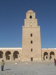 Minaret of the Great Mosque of Kairouan