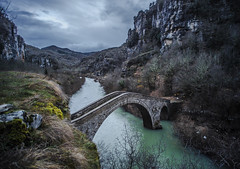 Misiou  Old Stone Bridge (partis90) Tags: color lens landscape photography nikon df 20mm 35 farbe nikkorud