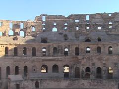 El Djem Amphitheater Ruins