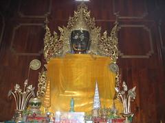 Phra Chao Palakhaeng in Wat Hua Wiang in Mae Hong Son
