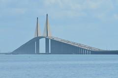 Sunshine Skyway (DanCardno) Tags: road trip bridge sunshine st florida petersburg roadtrip fla skyway