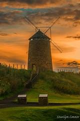 Sunrise (MC Snapper78) Tags: building windmill architecture sunrise landscape scotland fife stmonans eastneuk nikond3300 marilynconnor