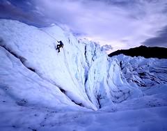 Mi Padre La Montaa (jeffry.hesse) Tags: glaciers glacier alaska matanuska velvia slidefilm film mamiya7