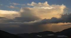 L'orage au loin (mrieffly) Tags: vosgesalsace htrhin valledethann orages coucherdesoleil canoneos50d nuages