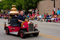 Skokie Illinois 4th of July Parade 2016 3487 (www.cemillerphotography.com) Tags: holiday kids illinois families celebration route politicians celebrities independence 4thofjuly clowns classiccars floats acts