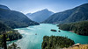 Diable Lake (RandomConnections) Tags: cascades northerncascades skagitcounty skagitriver washington rockport unitedstates us