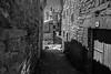 Calle Ujué 4 (Garimba Rekords) Tags: blanco calle arquitectura y negro pueblo bn navarra ujué
