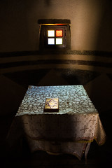 House Altar (Crete) (Sten Dueland) Tags: altar communion bible service christian christianity belief church religion religious pray prayer praying crete kreta haugesund