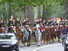 2016.06.03.095 PARIS - La Garde Rpublcaine (alainmichot93 (Bonjour  tous)) Tags: 2016 france ledefrance seine paris garderpublicaine cavalerie cavalier uniforme cheval streetlife