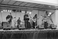 Canada Day Band 07 (Eric Hartke) Tags: blackandwhite music film diy kodak band d76 ilfordhp5 canadaday nikkormat filmisnotdead 50f2 loveoffilm
