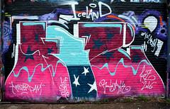 graffiti amsterdam (wojofoto) Tags: amsterdam graffiti wojofoto wolfgangjosten nederland holland netherland kez ndsm
