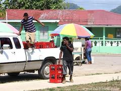 PG People - Drinks delivery (Dis da fi we) Tags: puntagorda toledo belize hickateebelize hickateepuntagorda jungle rainforest forest wildlife culture cottages hickatee