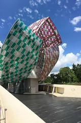 Fondation Louis Vuitton (Syl2m) Tags: fondation vuitton louisvuitton paris