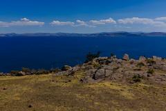 lake titicaca (arcibald) Tags: lake peru titicaca taquile isla puno