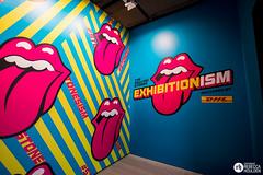 London 13.05.2016 (de-tec-tive) Tags: 2016 d800 england london europe nikon photography rebeccahoulden travel exhibition exhibitionism gallery rollingstones saatchi stonesism