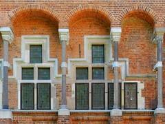 Kolumny (Bartosz MORG) Tags: gotyk gothic okno window okna windows columns kolumny malbork marienburg zamek castle