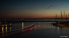 IMGP6107 (deleuzearnaud) Tags: portcamargue france pentax pentaxart night light sunset sea