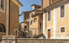 Buildings on the Capitoline Hill, Rome