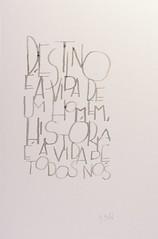 Svetlana Aleksivitch (Ivan Jernimo) Tags: caligrafia calligraphy indiaink tintachina encredechine nanquim aguada calligraphie kalligraphie brazilian artist florianpolis monochromatic art