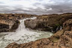 Aldeyjarfoss (petrapietzka) Tags: aldeyarfoss waterfall tokina1116mm clouds naturefotography flickr iceland basalt trolls 7dmk2