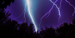 Close To Home (Cryptic Photowerks) Tags: lightstream lightning thunder yeg edmonton storm