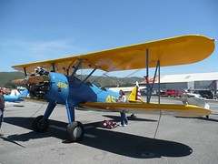 "Stearman PT-13D Kaydet 1 • <a style=""font-size:0.8em;"" href=""http://www.flickr.com/photos/81723459@N04/29002631733/"" target=""_blank"">View on Flickr</a>"
