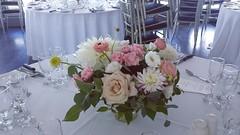centerpieces 01 (Flower 597) Tags: weddingflowers weddingflorist centerpiece weddingbouquet flower597 bridalbouquet weddingceremony floralcrown ceremonyarch boutonniere corsage torontoweddingflorist