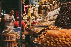 The wealth of natural food (mripp) Tags: basar bazar istanbul spice gewrzt turkey trkei shopping einkaufen markt gesundes essen healthy food organic bio kologisch fuji xpro 2 art kunst street strase vegan vegearian vegetarisch ohne fleisch meatless petra