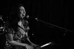 LIVE: Georgia Fields @ Brighton Up Bar, Sydney, 2nd Sep