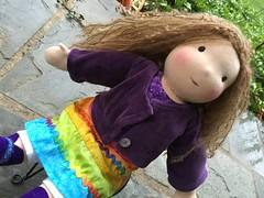 Noble Waldorf Dolls (Noble Doll Studio) Tags: waldorfdoll wool waldorftoy dolls nobledolls noblewaldorfdolls